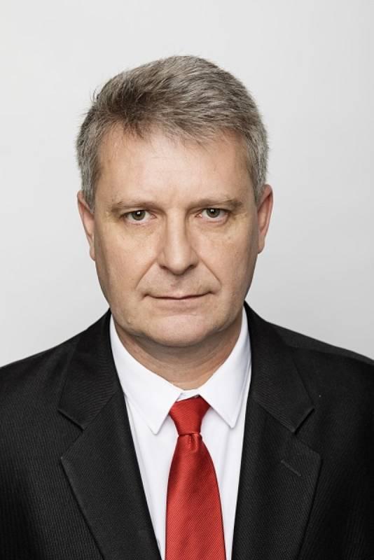 Stanislav Grospič, KSČM.