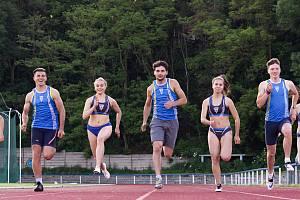Vlašimského meetingu se samozřejmě zúčastní také domácí atleti.