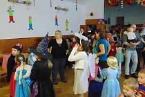 Dětský karneval Jankov