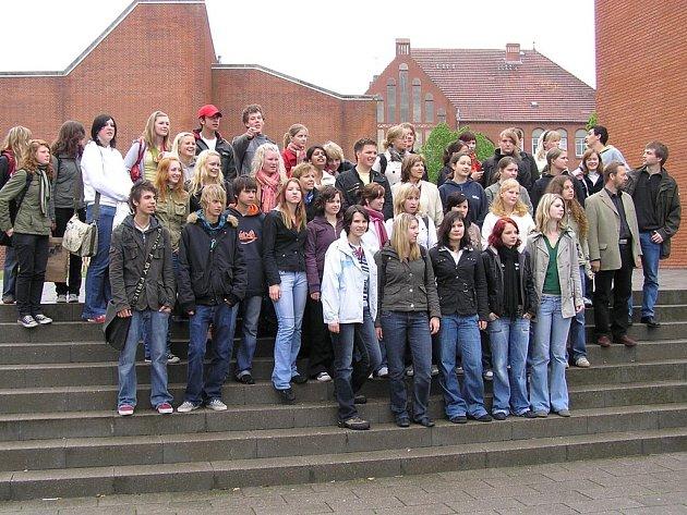 Studenti z Česka i Dánska se tentokrát sešli na severu Evropy.