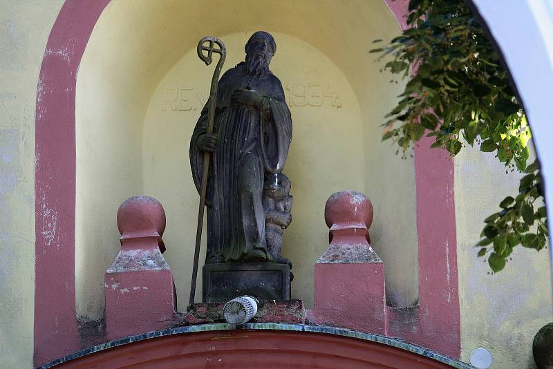 Poznejte obec na Benešovsku.