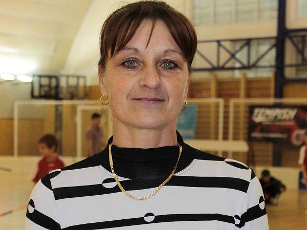 Jana Janoušková.