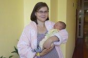 Malý Michael Šotner se narodil v úterý 2. května v18.22. Po narození  chlapeček vážil 2990 gramů a měřil 50 centimetrů. Jeho rodiče, Blanka Kabíčková a Radek Šotner, se těší, až jej doma v Radešíně představí jeho staršímu bráškovi Danielovi (2).