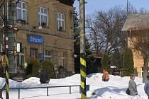Nádraží Střezimíř (dříve Stupčice) do konce roku 2017 osiří.