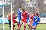 Zápas II. ligy Vlašim - Třinec 0:1