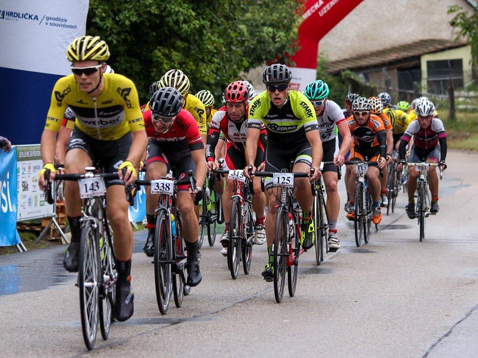 Cyklistický závod Železný dědek.