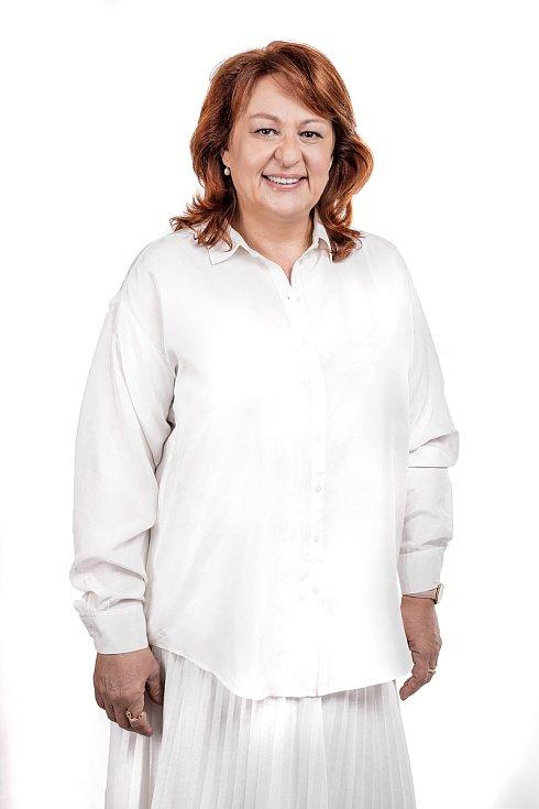 Irena Bartoňová Pálková (ANO).
