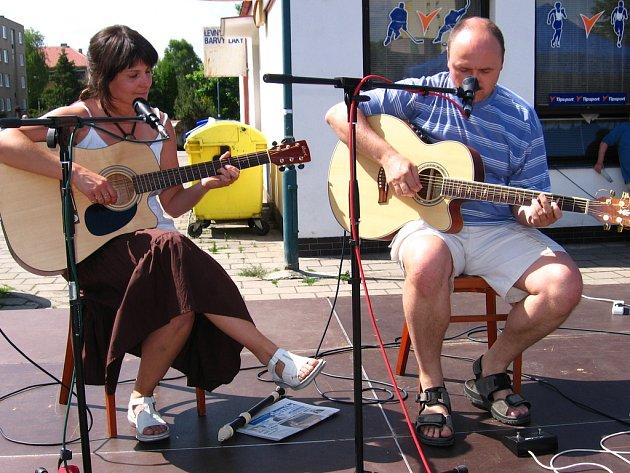 Kytarové duo z Nespek