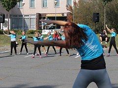 Den pohybu a zdraví se v Týnci nad Sázavou konal ve čtvrtek 28. září.