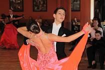 V Týnci nad Sázavou se v neděli 19. května konal osmý ročník taneční soutěže Cena města Týnce nad Sázavou.