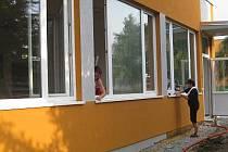 Už prvního září začne nové prostory mateřské školy využívat padesátka prcků.