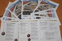 Zpěvníky vychází v Benešovském deníku ve středu 10. prosince.