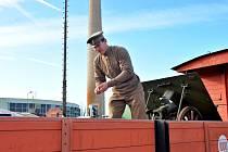Legiovlak s expozičními vagony navštívilo dosud zhruba 800 tisíc návštěvníků.