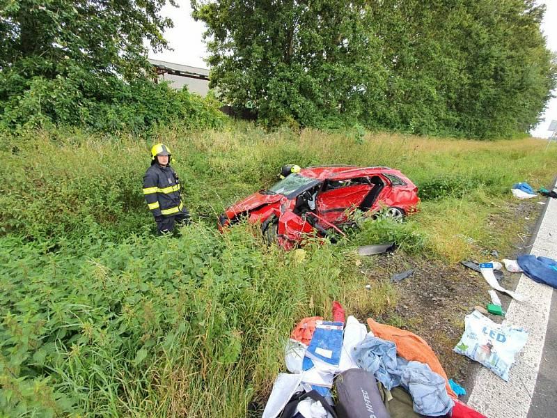 Křižovatka krajských silnic 111 a 112 u Struhařova je místem častých kolizí. Ta na konci srpna roku 2021 skončila tragicky.
