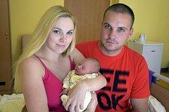 Malá Viktorie se narodila 8. srpna ve 22.50 rodičům Kristýně a Jiřímu Marešovým z Benešova. Při narození v benešovské nemocnici Viktorka vážila 2540 gramů a měřila 45 centimetrů.