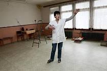 V benešovských školách zatím hygiena výskyt azbestu neřeší.