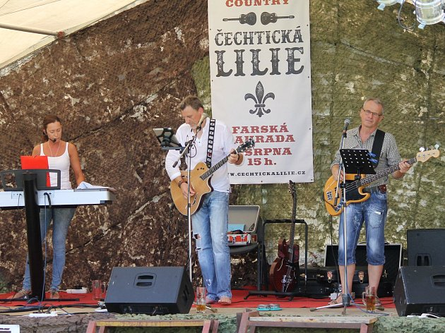 34. ročník festivalu Čechtická lilie.