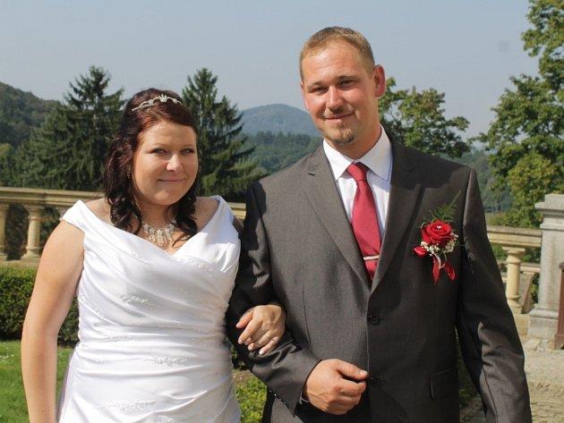 Svatba Marie a Lukáše