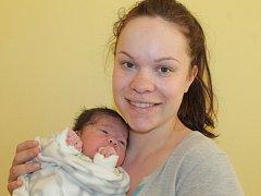 Vítězkou dubnového hlasování o Nejsympatičtější miminko se stala Viktorie Müllerová z Chrášťan.