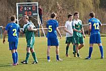 Po zápase s Březnicí se mohli sedleckoprčičtí hráči opět radovat ze tří bodů.