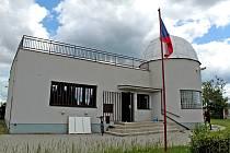 Hvězdárna Vlašim je opět otevřena pro veřejnost!