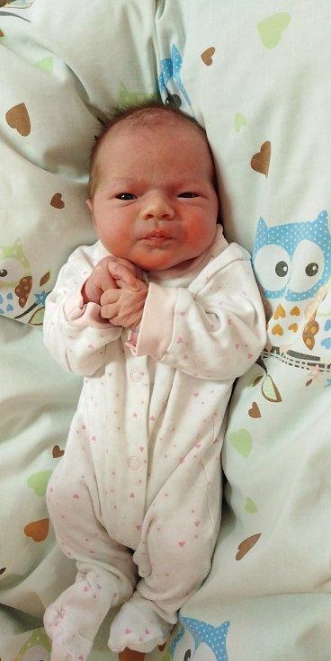 Amálie Mařincová se poprvé na svět podívala 7. dubna 2021 ve 13. 40 hodin v čáslavské porodnici. Vážila 3200 gramů a měřila 49 centimetrů. Doma v Sázavě  se z ní těší maminka Michaela a tatínek Vladimír.