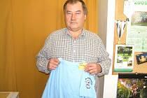 V PÁTÉM kole zvítězil Tomáš Růžek z Mladovic a získal stokorunovou poukázku od sázkové kanceláře Fortuna a trička.