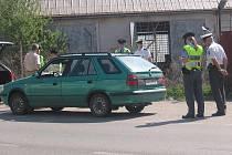 Řidiči se podrobili dopravně bezpečnostní akci. Ilustrační foto.