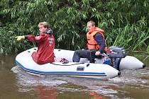 Na řece Sázavě utonul portugalský vodák.