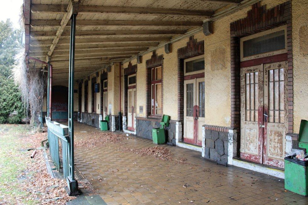 Prostor u bystřického nádraží znovu ožije.