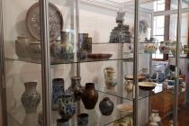 Muzeum připomíná půl druhého století tradice keramické dílny.