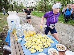 První ročník Posázavského půl maratonu.