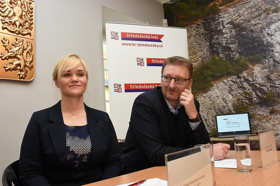 Archivní foto. Filmová kancelář, jejímž posláním je lákat do středních Čech na natáčení filmové štáby a produkční společnosti.