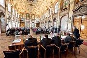 V senátu připomínali výročí vystěhování Neveklovska.
