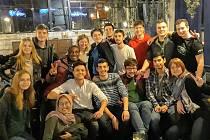Střední průmyslová škola ve Vlašimi poprvé hostila zahraniční studenty, kteří přijeli do České republiky vrámci projektu Edison, pořádaném organizací AIESEC.