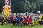 Krajské finále McDonalds Cupu ve Vlašimi