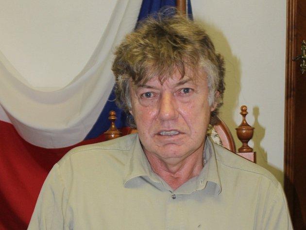 Starosta Pyšel Stanislav Vosický.