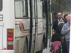 Autobus. Ilustrační foto