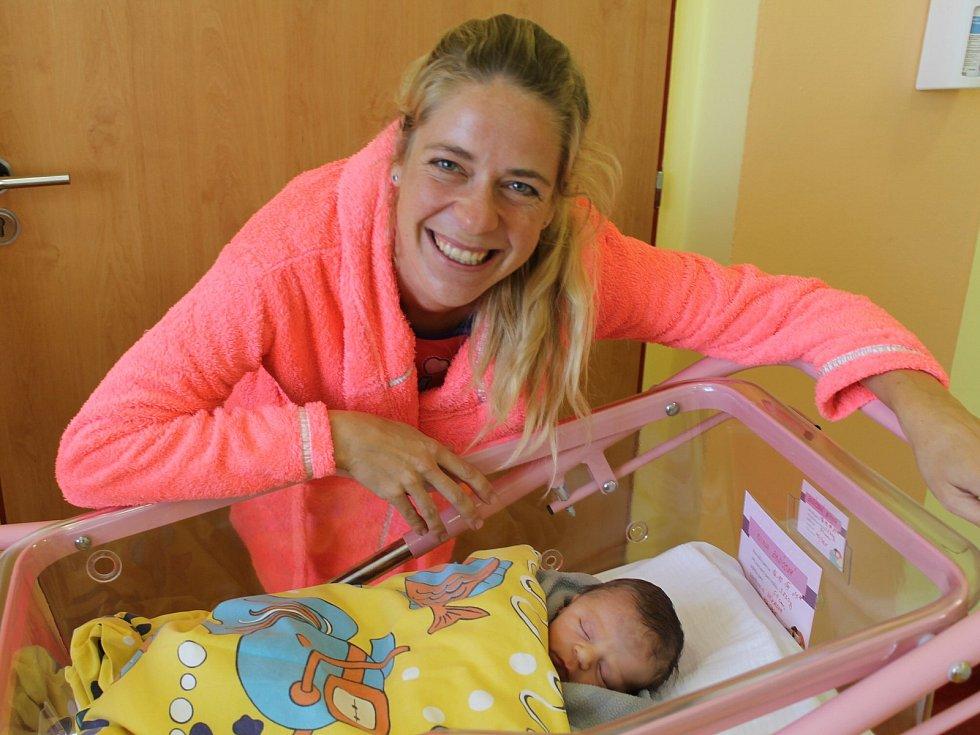 Nina Zajícová se manželům Janě a Martinovi narodila 16. října 2019 ve 21 hodin a 38 minut, vážila 3230 gramů a 51 centimetrů. Bydlištěm rodiny jsou Vodslivy.