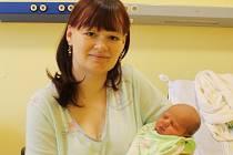 Malá Kateřina se narodila 9. února v 13.30. Při příchodu na tento svět vážila 2,76 kilogramu a měřila 49 centimetrů. Z prvorozené dcery se radují rodiče Soňa a Jan Píškovi z Heřmaniček.