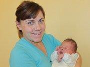 Ivě Kudláčkové a Radku Rosákovi z Dobřejovic se 5. prosince v 23.40 narodil prvorozený syn Marek. Na svět přišel s váhou 4,14 kilogramu a mírou 51 centimetrů.