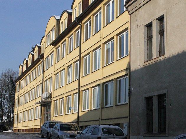 Úřad pro zastupování státu ve věcech majetkových v Benešově.