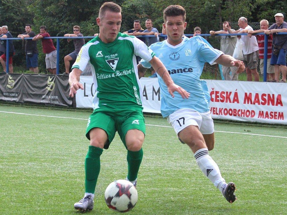 2. kolo MOL Cupu Vyšehrad - Vlašim.