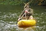 Zamykání Sázavy, ukončení vodácké sezóny.
