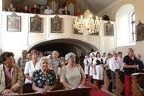 Vranov je obcí, která má opravdu čilý společenský život. Odehrává se i v kostele sv. Václava. Tamní varhany se dočkají rekonstrukce, k níž pomůže i veřejná sbírka.