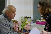 Kurz procvičování paměti a reminiscence pro seniory v Benešově.