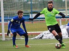 Fotbalisté Vlašimi porazili třetiligové Litoměřicko a napravili tak potupnou porážku od juniorky Slavie.