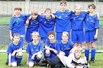 Okresní finále McDonald´s Cupu 2008 - 2009 ve Vlašimi