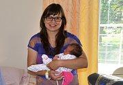 Malá Zuzanka se narodila 27. července v 15.31 manželům Václavu a Zuzaně Hladíkovým z Vlašimi. Při narození měla 3 710 gramů a 50 centimetrů. Doma se na sestřičku těšil bráška Vašík (2,5).