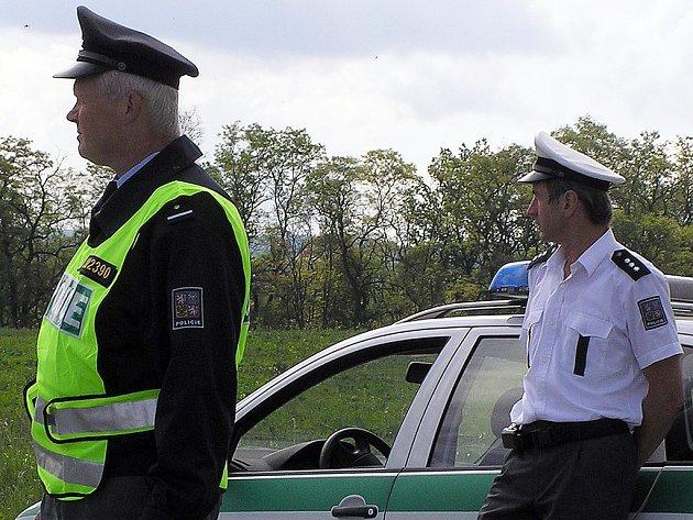 Chybějící nebo poškozené registrační značky jsou pro policisty jasně zjistitelným přestupkem